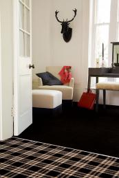 Brinton's Bell Twist, from £30m2, meets the Carpet & Rug Institute Green Label Plus programme