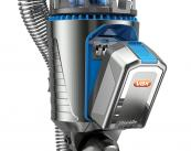 The machine comes supplied with two lithium life batteries, which charge in under an hour