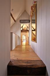 Barn restoration project
