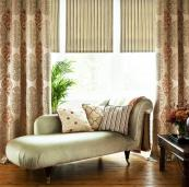 That lavish look...Roman blinds and curtains. www.blindsuk.net