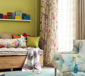 Bluebellgray is the brand to go to for painterly florals on linen