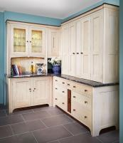 Churchwood Design offers freestanding furniture made from local UK timber and from recycled wood. Kitchen furniture can be made to come apart so it can move house.