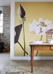 Surface View digitally prints onto canvas using non toxic inks. From £60m2. www.surfaceview.co.uk