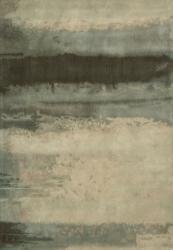 Muted greys in this Calvin Klein Beryl wash NZ wool rug by Kelaty, £549 kelaty.com