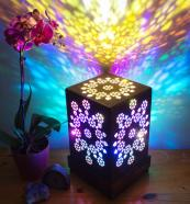 amberlights.work is based in Norwich and uses recycled wood and birch wood