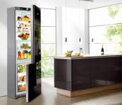 Liebherr's most energy efficient fridge freezer is the CBpesf4043, with its A+++/-20% rating