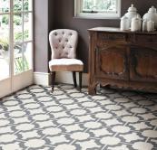 Neisha Crosland Parquet Charcoal vinyl tiles for Harvey Maria, £42.95. www.harveymaria.co.uk
