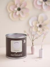 Earthborn Claypaint come in lovely dusky/pastel hues. www.earthbornpaints.co.uk