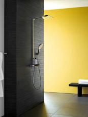 Hansgrohe's Air range in the Raindance shower collection from Ripples. £1,113.6