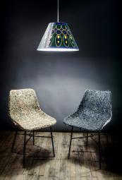 Demodé chairs by Chile's Bernardita Marambio Design Studio