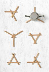 Trivets for tables and worktops - very useful