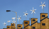 We rail against wind turbines but perhaps it won't be long before communities embrace them for local energy generation