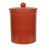 Melbury ceramic compost caddy, £34.99, made in Devon. www.all-green.co.uk