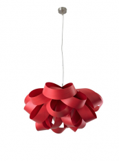 A perennial favourite, the curly Agatha pendant. Find LZF products in the UK at Spatial Lights and DM Lights