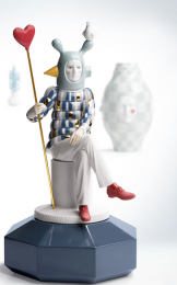 Figurines can be weird and modern: The Lover, figure from Fantasy collection by Jaime Hayón for Lladró, £490
