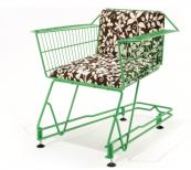 Reestore's popular Annie shopping trolley chair