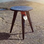 Ocean plastic stool by London's Studio Swine