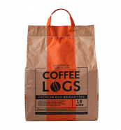 Coffee Logs by Bio Bean