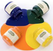 A British brand, Everlong chalk paint is perfect for the avid upcycler. Water-based, child safe, colours galore.. 1L £19.95. www.everlongpaint.com