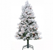 Artificial trees are usually made from plastic, but they can be used year in year out
