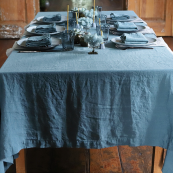 Pure linen tablecloth by LinenMe, 170x250cm £89.99