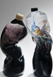 The bottles capture incredible detail