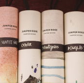 Juniper Ridge incense sticks are made from wild plants and flowers in the US of A. £6 at Dulwich Picture Gallery shop