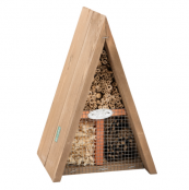 An insect hotel is a must for the garden