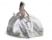 Not very #metoo perhaps... but this is how I dreamed of looking when I was a lil'girl. £365, Lladro
