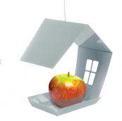 An apple a day... small feeder by Nether Wallop Trading Co from www.notonthehighstreet.com, £20