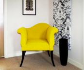 Soho solo armchair by Richard Ward of Wawa, www.wawa.co.uk
