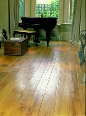 Amphora collection of reclaimed woods up to 200 years old from Victorian Woodworks
