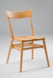 Sitting pretty at school, the Holland Park beech chair by Ercol, made for Holland Park School