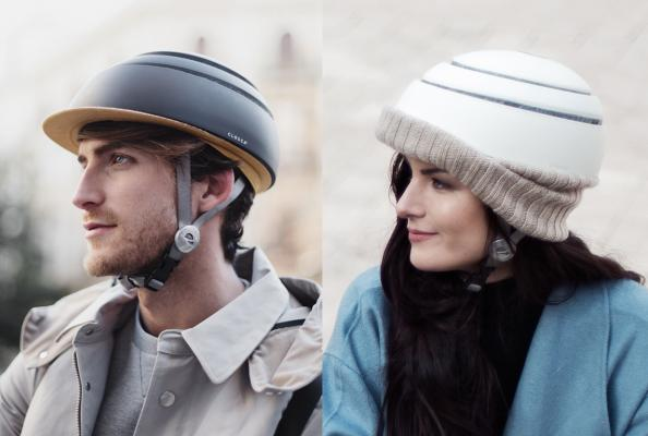Closca helmets are a bit of Spanish design
