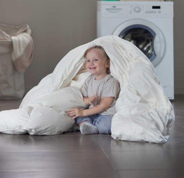 energy and water efficient washing machine