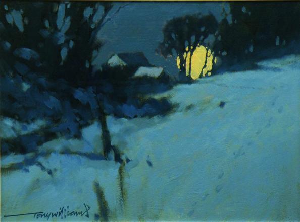 Tony Williams' The Snow Moon Farm