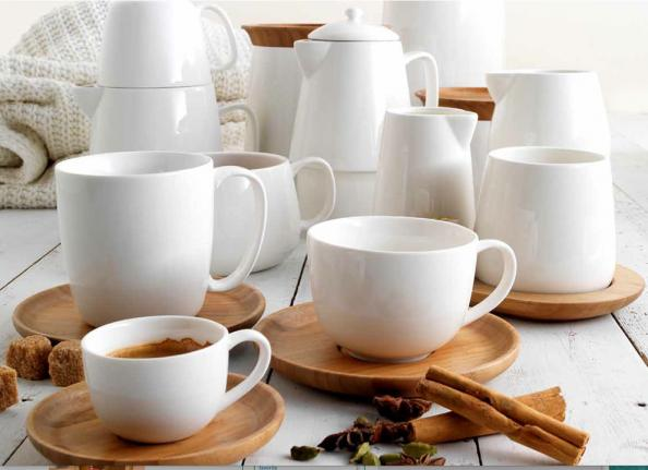 Naturals Porcelain And Bamboo Cups And Saucers By Ecology & Ecology Tableware \u0026 H\u0026er Sc 1 St Pinterest