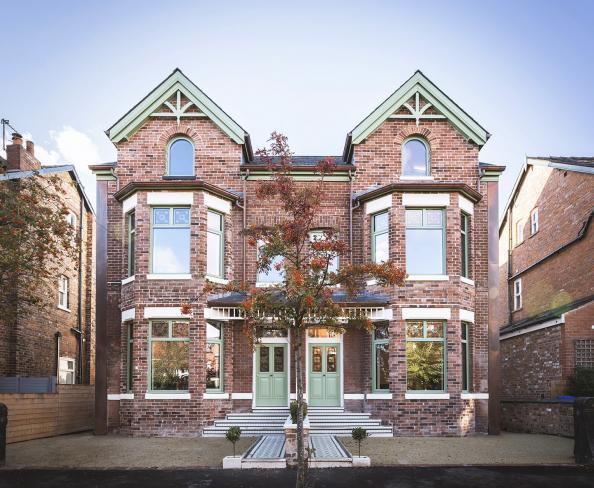 Zetland Road, Manchester - a Victorian eco house