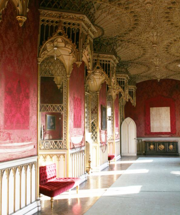 Strawberry Hill Has Been Painstakingly Restored