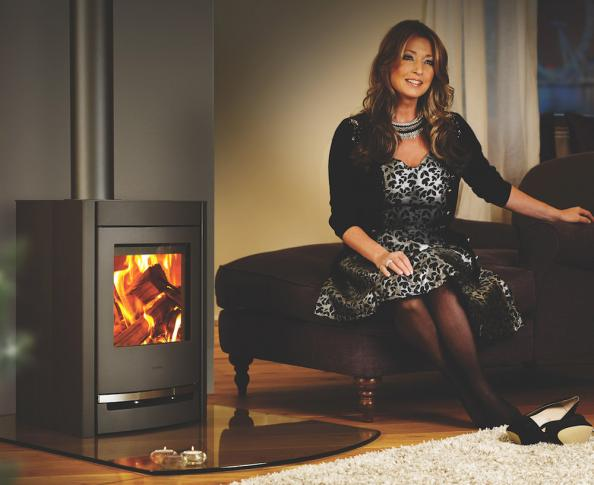 Julia Kendell Is A Very Eco Minded Interior Designer And She Believes Stovey Stoves Are