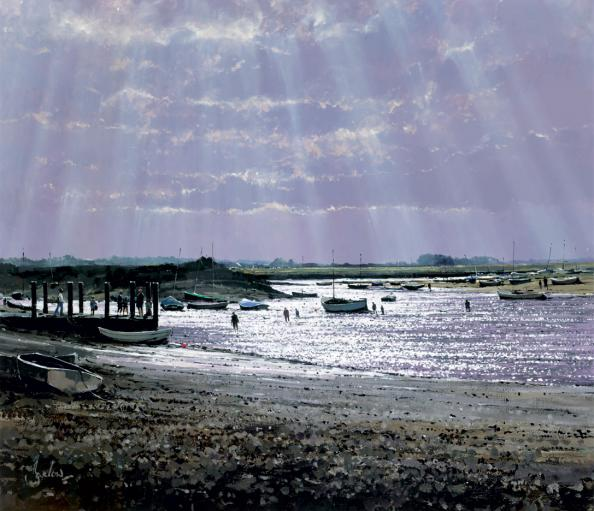 Jeremy Barlow's Burnham Overy Staithe