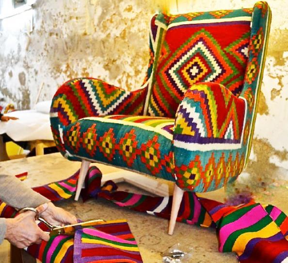 philippe xerri 39 s bijou house in tunis deco inspiration for eco friendly interiors. Black Bedroom Furniture Sets. Home Design Ideas