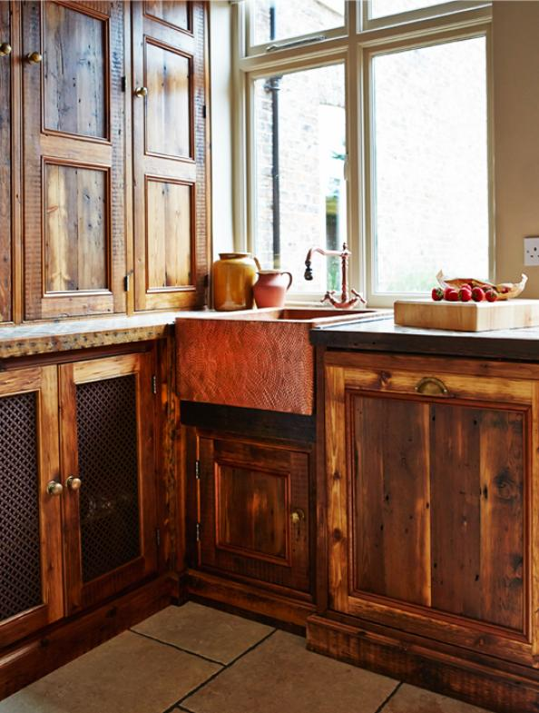 How to achieve an eco-friendly kitchen   Deco - inspiration for eco ...