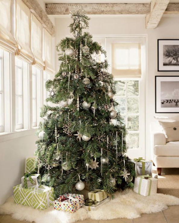 real christmas trees come with a surprisingly high carbon footprint - Real Christmas Tree Decorated