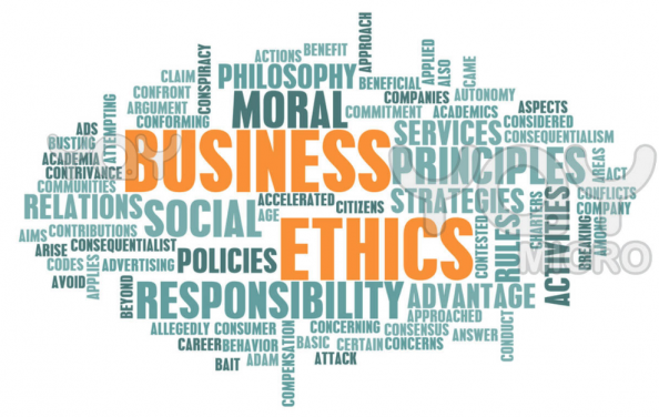 Business can be ethical and being ethical includes being environmentally friendly