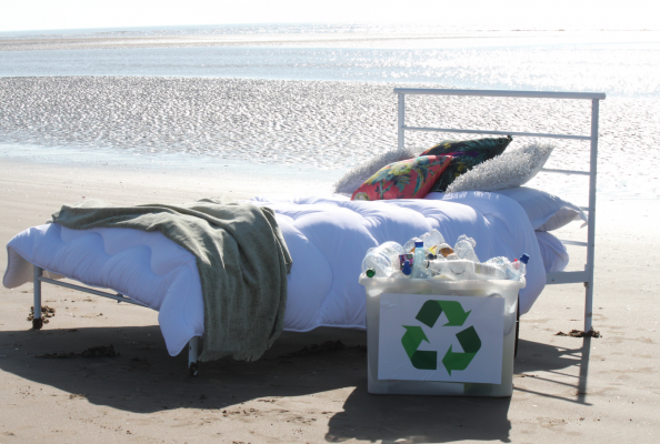Eco Duvet from The Fine Bedding Company