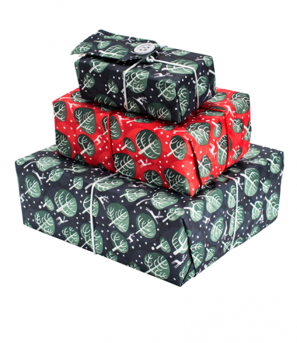 Do you bit to reduce the amount of waste going to landfill by using Wrag Wrap