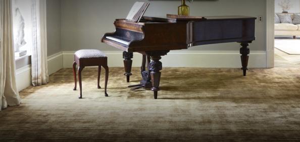 Jacaranda wool carpet