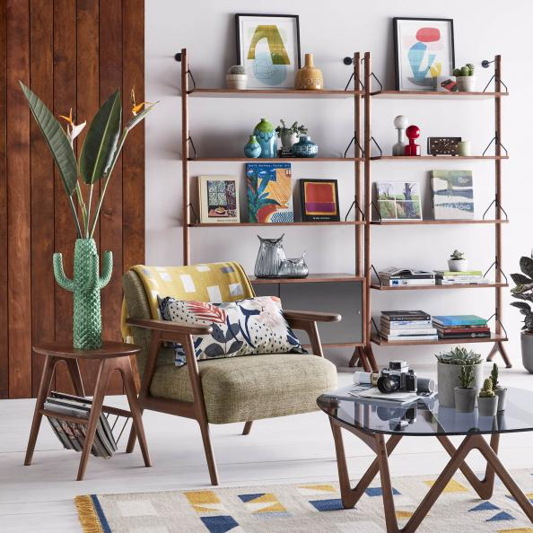 John Lewis has established a great reputation for homewares and furniture