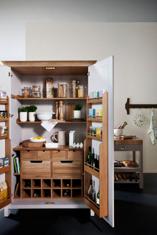 Moveable Kitchen Units